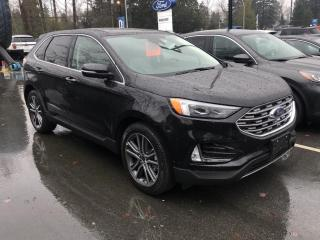 New 2020 Ford Edge Titanium for sale in Surrey, BC