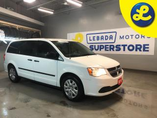 Used 2016 Dodge Grand Caravan SE * 7 Passenger* 3.6L V6 * Cruise Control * Keyless Entry * Heated Manual Folding Mirrors * Cloth Seats * Manual Mode * Child Seat Anchors * Traction for sale in Cambridge, ON