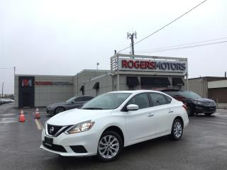 Used 2016 Nissan Sentra 2.99% Financing - SV - NAVI - SUNROOF - REVERSE CAM for sale in Oakville, ON