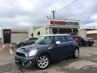 Used 2011 MINI Cooper S S SPORT - PANO ROOF - LEATHER for sale in Oakville, ON