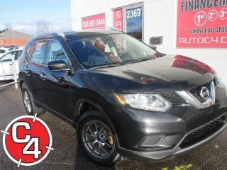Used 2016 Nissan Rogue AWD MAG BLUETOOTH CAM RECUL for sale in St-Jérôme, QC