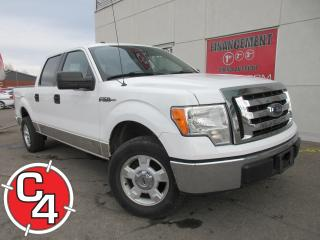 Used 2011 Ford F-150 CREW CAB V6 3.7 MAG for sale in St-Jérôme, QC