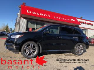Used 2017 Acura MDX Nav, Heated Seats, Backup Cam, Driver Assists!! for sale in Surrey, BC