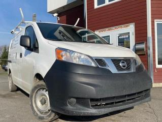 Used 2015 Nissan NV 2500 I4 S for sale in Drummondville, QC