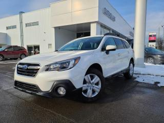 Used 2018 Subaru Outback 2.5i for sale in Gatineau, QC