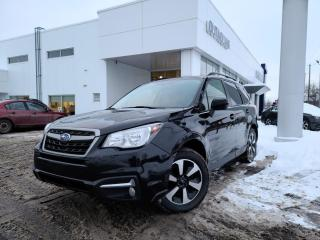 Used 2017 Subaru Forester 5P 2.5i Touring for sale in Gatineau, QC
