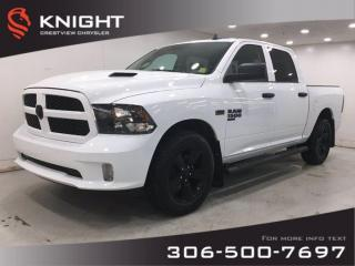 New 2020 RAM 1500 Classic Express Crew Cab | Sub Zero Package | for sale in Regina, SK