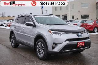 Used 2016 Toyota RAV4 Hybrid XLE for sale in Hamilton, ON
