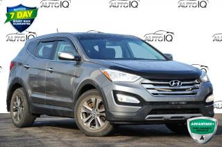 Used 2013 Hyundai Santa Fe Sport 2.4 Luxury LUXURY EDITION | AWD | LEATHER | PANO SUNROOF | for sale in Kitchener, ON