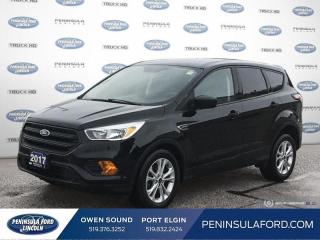 Used 2017 Ford Escape S - Bluetooth - $108 B/W - Low Mileage for sale in Port Elgin, ON