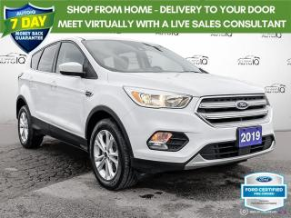 Used 2019 Ford Escape SE AWD Blis/Heated Seats/Bluetooth for sale in St Thomas, ON