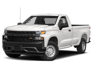 New 2021 Chevrolet Silverado 1500 Work Truck for sale in Tillsonburg, ON