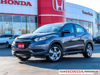 Used 2018 Honda HR-V LX--1 Owner--Backup Camera--Heated Seats--AWD for sale in Milton, ON