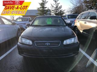 Used 2001 Toyota Camry LE AS-IS for sale in Stouffville, ON