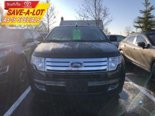Used 2010 Ford Edge Limited AS-IS - ONE OWNER for sale in Stouffville, ON