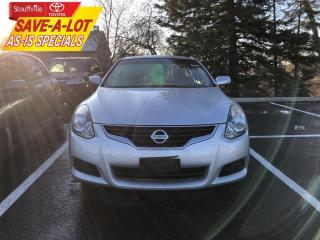 Used 2012 Nissan Altima 2.5 S AS-IS - 2 SETS OF TIRES - LOW KMs - NO ACCIDENTS for sale in Stouffville, ON