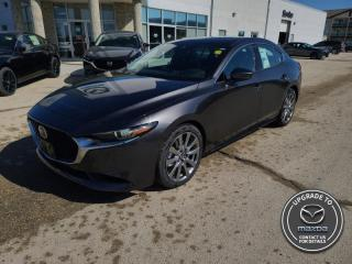 New 2021 Mazda MAZDA3 GT - Sunroof for sale in Steinbach, MB