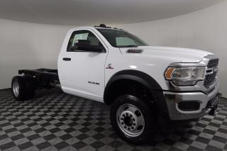 New 2021 RAM 5500 Chassis Tradesman/SLT for sale in Huntsville, ON