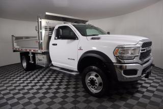 New 2021 RAM 5500 Chassis Tradesman/SLT BRAULT ALUMINUM DUMP BOX for sale in Huntsville, ON