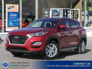 New 2021 Hyundai Tucson Preferred for sale in Huntsville, ON