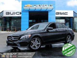 Used 2018 Mercedes-Benz C-Class CLEAN HISTORY! | LOW MILEAGE! for sale in Burlington, ON