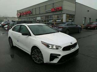 New 2021 Kia Forte GT for sale in Milton, ON