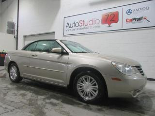 Used 2008 Chrysler Sebring CONVERTIBLE**MAGS**A/C for sale in Mirabel, QC