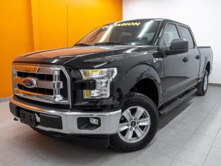 Used 2017 Ford F-150 4X4 CAMÉRA RECUL BLUETOOTH *GR. REMORQUAGE* for sale in Mirabel, QC