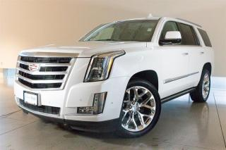 Used 2018 Cadillac Escalade Premium Luxury for sale in Langley City, BC