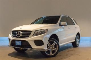 Used 2016 Mercedes-Benz GLE-Class 350 4MATIC for sale in Langley City, BC