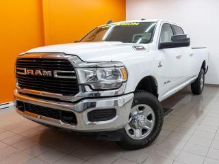 Used 2019 RAM 3500 BIG HORN CREW 4X4 CUMMINS DIESEL *BOITE 8 PIEDS* for sale in Mirabel, QC