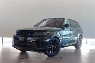 Used 2021 Land Rover Range Rover Sport P400 HST for sale in Langley City, BC