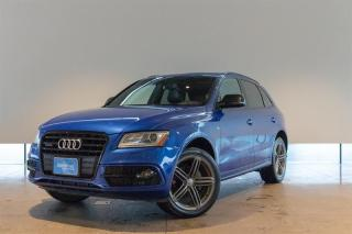 Used 2016 Audi Q5 2.0T Technik qtro 8sp Tip for sale in Langley City, BC