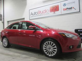 Used 2012 Ford Focus TITANE**CUIR**TOIT**NAVI for sale in Mirabel, QC