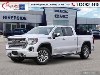 New 2021 GMC Sierra 1500 Denali for sale in Prescott, ON