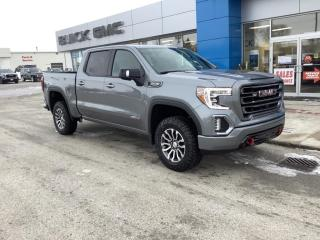 New 2021 GMC Sierra 1500 AT4 for sale in Listowel, ON