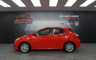 Used 2010 Toyota Matrix AUTOMATIQUE MAGS A/C CRUSE BLUETOOTH 150 622 KM !! for sale in Lévis, QC