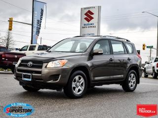 Used 2010 Toyota RAV4 BASE AWD for sale in Barrie, ON