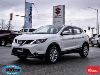Used 2018 Nissan Qashqai SV ~Heated Seats ~Backup Cam ~Moonroof ~Bluetooth for sale in Barrie, ON