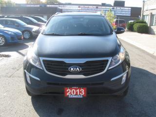 Used 2013 Kia Sportage LX for sale in Sarnia, ON