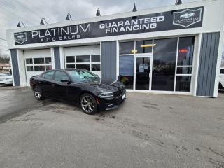 Used 2015 Dodge Charger SXT for sale in Kingston, ON