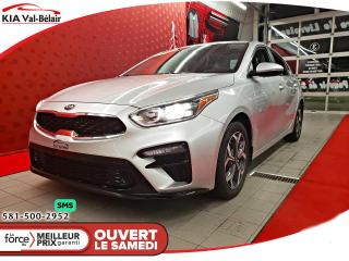 Used 2020 Kia Forte EX*CAMÉRA*BLUETOOTH*CRUISE* for sale in Québec, QC