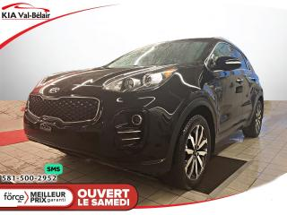 Used 2018 Kia Sportage *EX*CUIR*SIÈGE CHAUFFANT*MAGS* for sale in Québec, QC