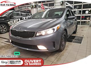 Used 2017 Kia Forte *LX+*SIÈGES CHAUFF*BLUETOOTH*AIR*CRUISE* for sale in Québec, QC