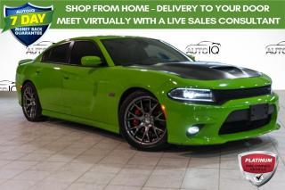 Used 2017 Dodge Charger ***SRT 392!!! 485 HORSEPOWER!! FULLY LOADED!! for sale in Barrie, ON