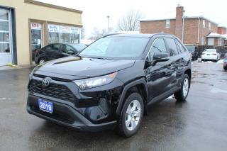 Used 2019 Toyota RAV4 LE AWD for sale in Brampton, ON