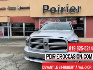 Used 2014 RAM 1500 Sport AUTOMATIQUE for sale in Val-D'or, QC