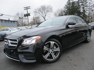 Used 2017 Mercedes-Benz E-Class 4DR SDN E 300 4MATIC for sale in Burlington, ON