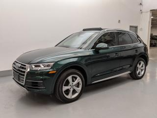 Used 2018 Audi Q5 PROGRESSIVE/BLIND SPOT ASSIST/PANO/360 CAMERA/PUSH START! for sale in Toronto, ON