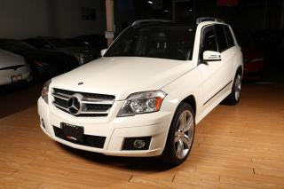 Used 2011 Mercedes-Benz GLK-Class 4MATIC 4dr GLK 350 for sale in North York, ON